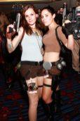 Lara Croft @ Dragon Con 2012