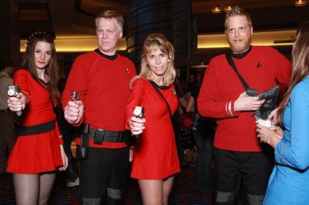 Star Trek - Red Shirts @ Dragon Con 2012