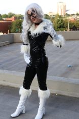 Black Cat @ Dragon Con 2012