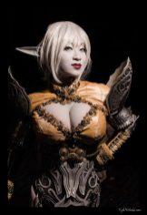 Yaya Han @ Dragon Con 2012 - Picture by Madmarv00
