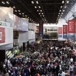 New York Comic Con 2012 (NYCC) from Above