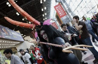 Unknown @ New York Comic Con 2012 (NYCC)