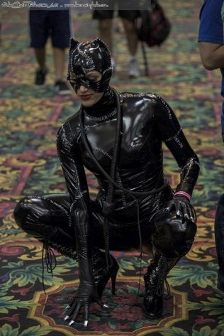Catwoman @ Las Vegas Comic Expo 2012 – Picture by Brian DeCania