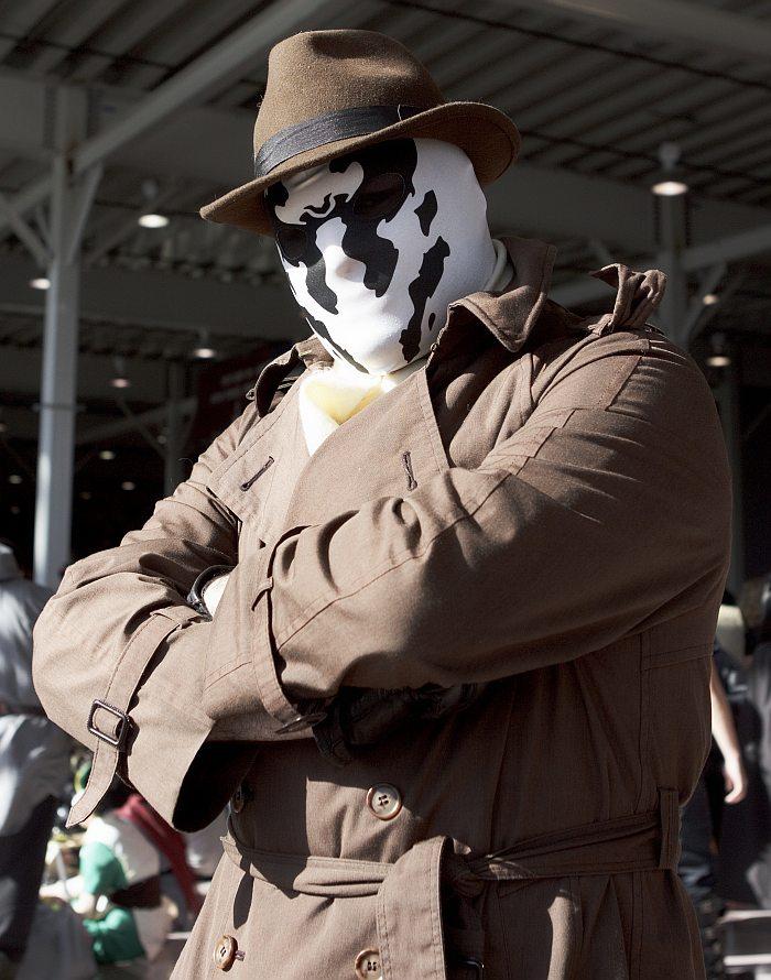 Rorschach @ New York Comic Con 2012 (NYCC)