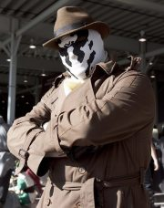 Rorschach @ New York Comic Con 2012 (NYCC)