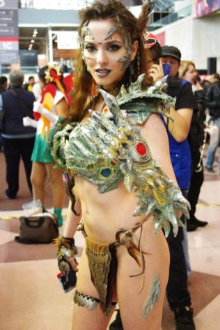New York Comic Con 2012 - Picture by Aggressive Comix