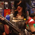 Rule 63 Comedian - New York Comic Con 2012 - Picture by Aggressive Comix