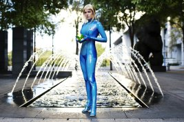 Samus Aran @ Dragon Con 2012 - Picture by Anna Fischer
