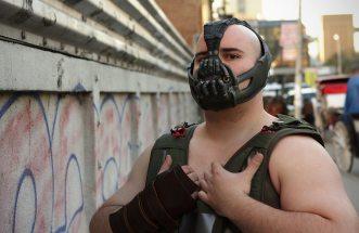 Bane @ New York Comic Con 2012 (NYCC)