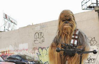 Chewbacca @ New York Comic Con 2012 (NYCC)
