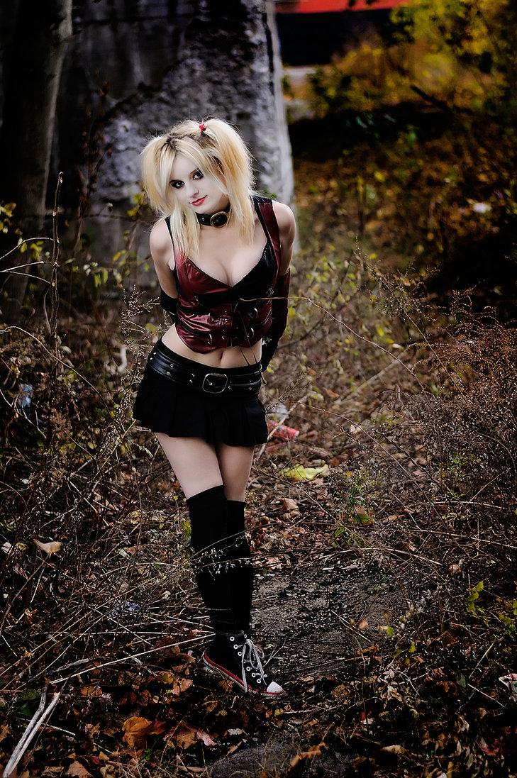 Alexa Karii Harley Quinn 3