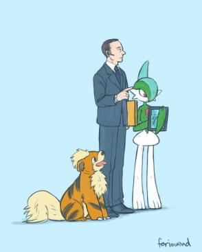 Avengers Pokemon – Phil Coulson