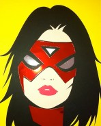 Dr Sonic - Spider-Woman