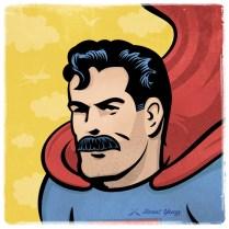 Superstaches – Superman