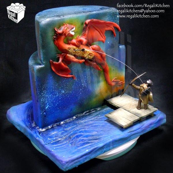 hobbit-cake