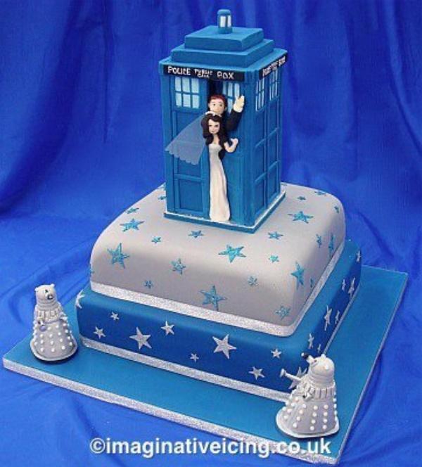 Dr-Who-Wedding-Cake