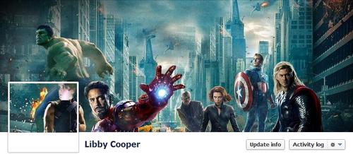 Libby Cooper Avengers