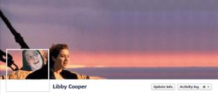 Libby Cooper Titanic