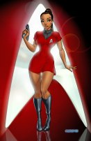 Uhura by Dominic Marco