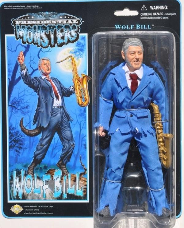 Wolf Bill