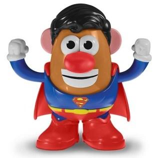 Potato Superman