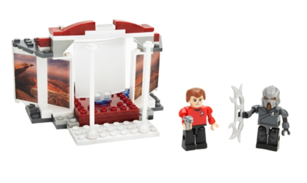 Transporter Trouble Building Set