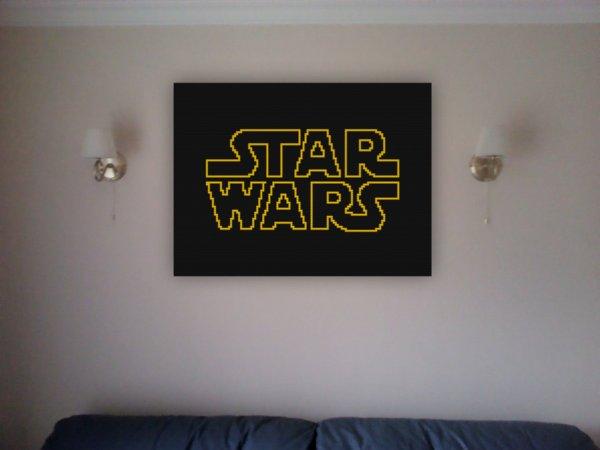 Lego Mosaic Star Wars 1 ... Part 95