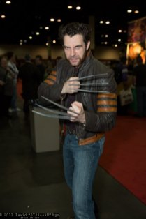 Wolverine - MegaCon 2013 - Picture by David Ngo