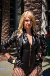 Black Canary - Picture by Mooshuu - WonderCon 2013