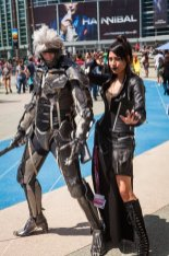 Raiden and Friend - Picture by Mooshuu - WonderCon 2013