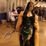 Loki - Picture by Pat Loika - WonderCon 2013