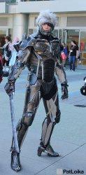 Raiden - Picture by Pat Loika - WonderCon 2013