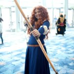 Brave - Picture by The Suitcase Studio - WonderCon 2013