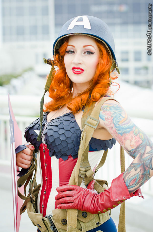Lady-Cap-America