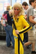 Beatrix Kiddo (Kill Bill) - San Diego Comic-Con (SDCC) 2013 (Day 1)