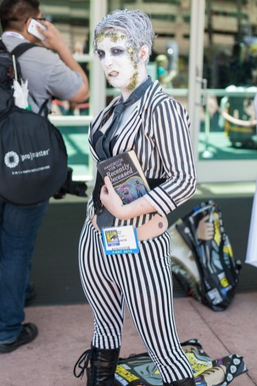 Beetlejuice - San Diego Comic-Con (SDCC) 2013 (Day 1)