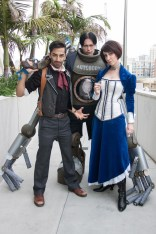Bioshock Infinite Cosplayers - San Diego Comic-Con (SDCC) 2013 (Day 4)