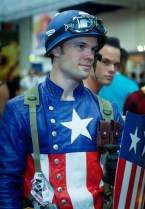 Captain America (SDCC 2013) - Photography: Mooshuu