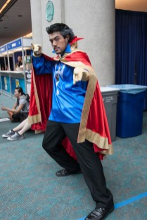 Dr. Strange - San Diego Comic-Con (SDCC) 2013 (Day 4)