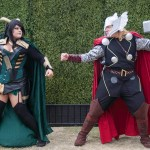 Loki Versus Thor - San Diego Comic-Con (SDCC) 2013 (Day 3)