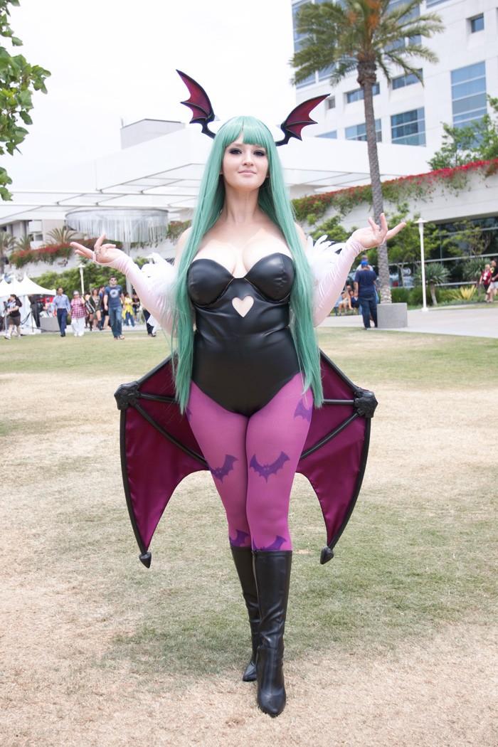 Morrigan - San Diego Comic-Con (SDCC) 2013 (Day 3)