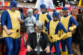 Oldschool X-Men - San Diego Comic-Con (SDCC) 2013 (Day 1)