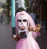 Pink Vader (SDCC 2013) - Photography: San Diego Shooter