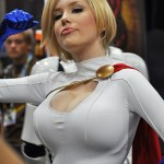 Power Girl (SDCC 2013) - Photography: Christopher Frier Brown