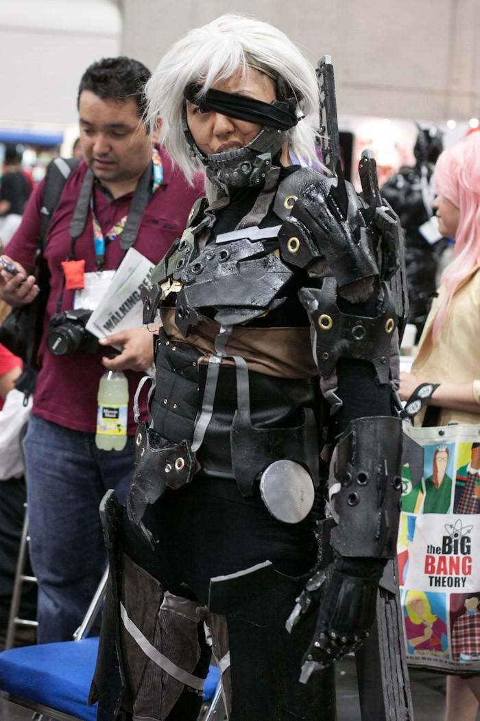 Raiden (Metal Gear Solid) - San Diego Comic-Con (SDCC) 2013 (Day 3)