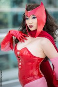Scarlet Witch (Yaya Han) - San Diego Comic-Con (SDCC) 2013 - Photography: Erik Estrada