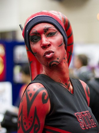 Sith Kiss (SDCC 2013) - Photographer: San Diego Shooter