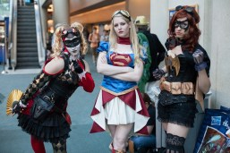 Steampunk Superheroes - San Diego Comic-Con (SDCC) 2013 (Day 1)