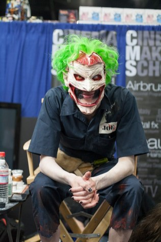 The Joker - San Diego Comic-Con (SDCC) 2013 (Day 1)