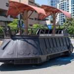 Jabba's Barge - San Diego Comic-Con (SDCC) 2013